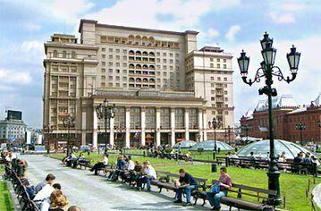 МФК Гостиница Москва - техническое обслуживание противопожарных систем и систем обеспечения безопасности здания